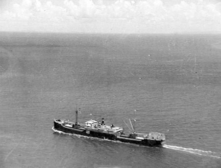 13 December 1940 worldwartwo.filminspector.com US freighter West Honaker