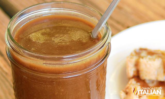 No-Fail Caramel Sauce