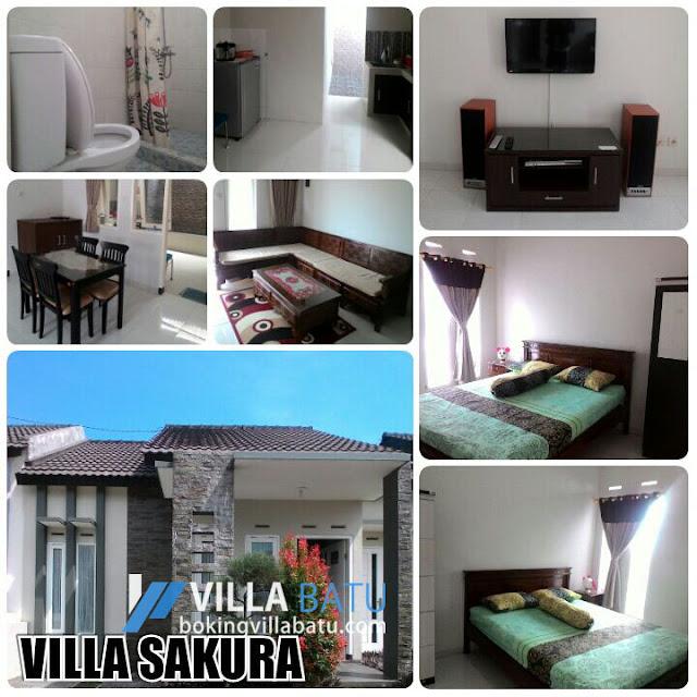 Sakura Villa Batu - Malang