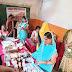 स्वास्थ्य षिविर का किया गया आयोजन