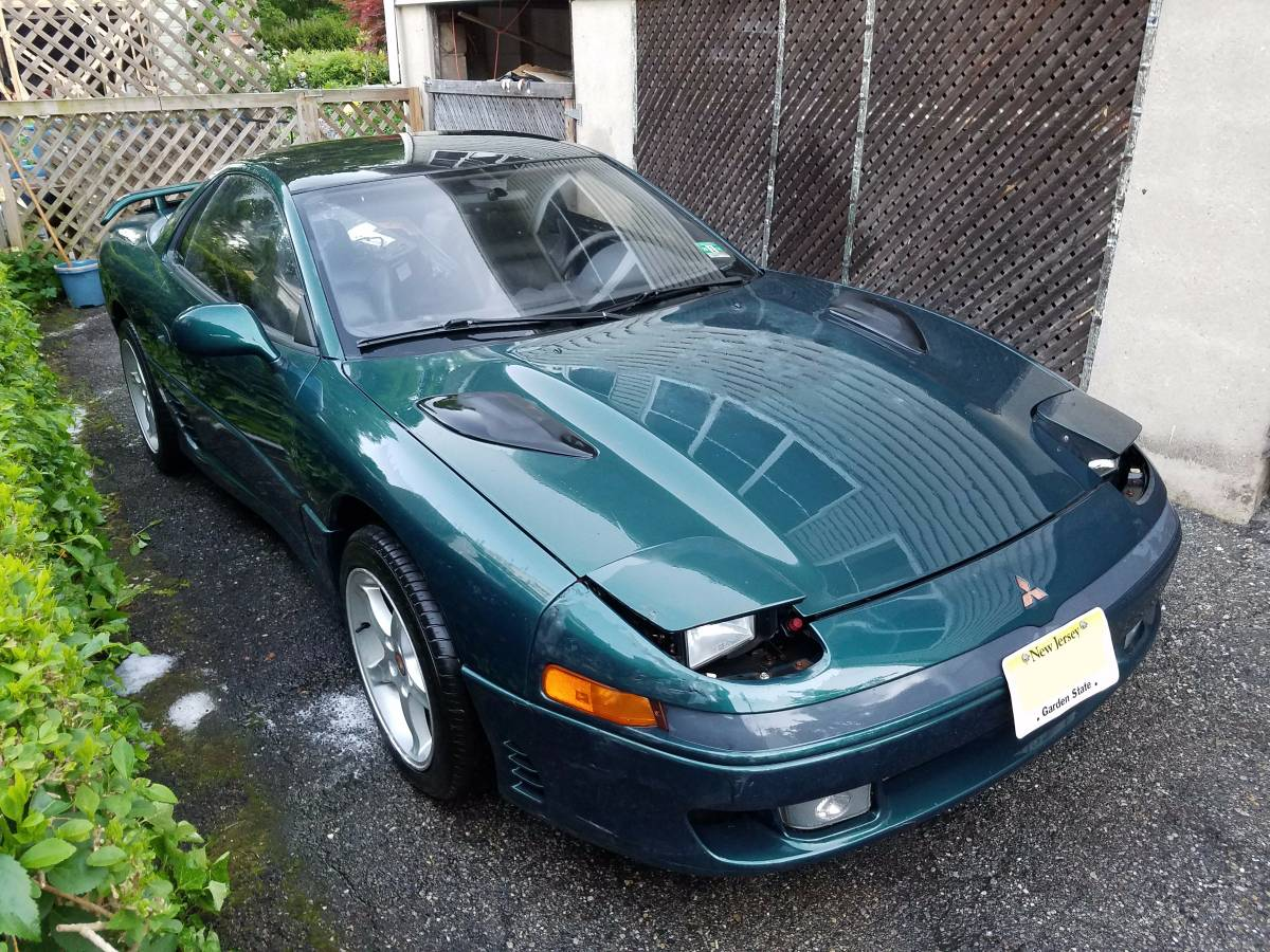 Daily Turismo: Twin Turbo Style: 1992 Mitsubishi 3000GT VR4