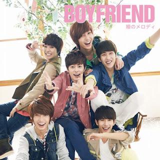 Download Lirik Lagu Boyfriend – Hitomi No Melody