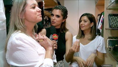 Mônica dá dicas de organização - Divulgação