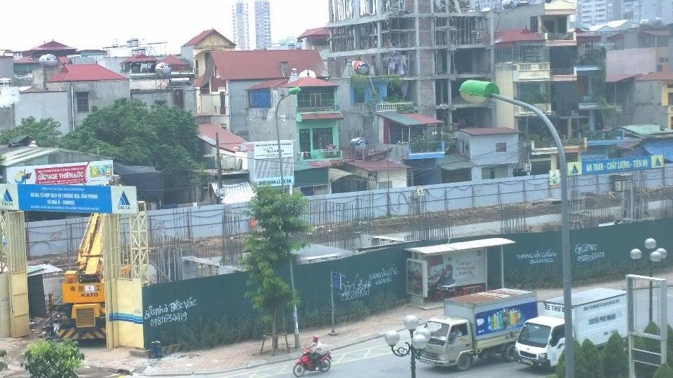 Dự án N03T6 Ngoại Giao Đoàn - Chung cư tại trung tâm và vấn đề liên quan