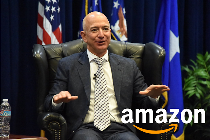 Jeff Bezos Becomes The First Man in History To Have a Net Worth of Over $200 billion
