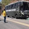 São João dos Patos - MA: Ônibus com Militares do 2°BEC se envolve em acidente próximo a São João dos Patos