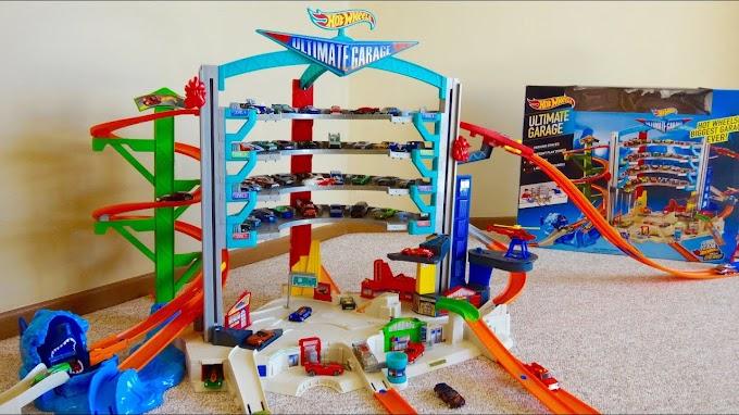 Hot Wheels - Bộ đồ chơi ô tô đang làm trẻ em thế giới phát cuồng