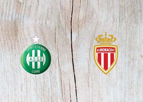 Saint-Etienne vs Monaco Full Match & Highlights 28 September 2018