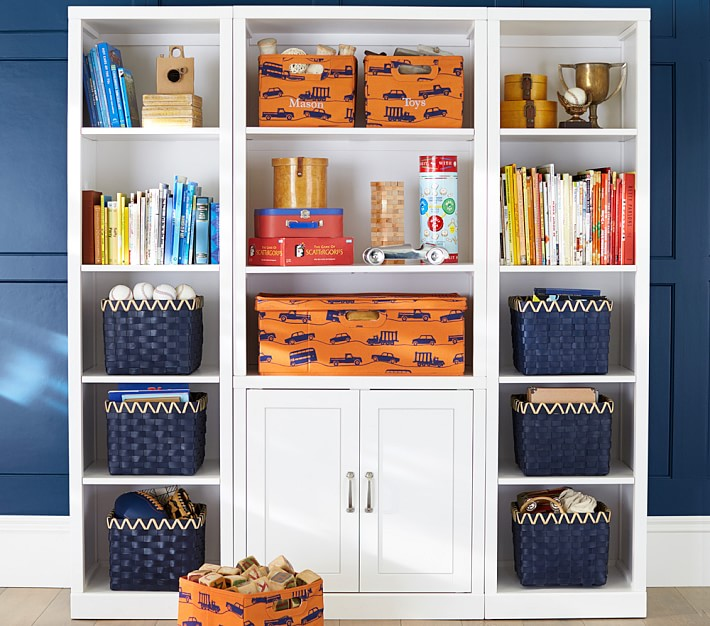 10 Types Of Toy Organizers For Kids Bedrooms And Playrooms: Playroom Ideas