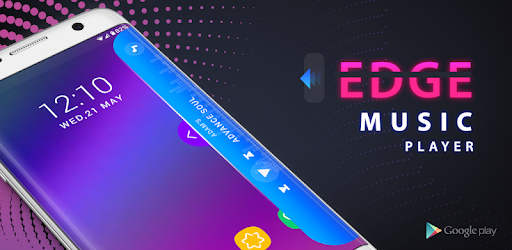 Edge Music Player v1.0 [Premium] [Latest] APK