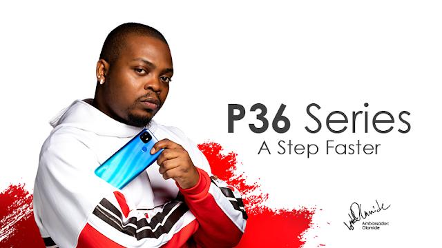 Itel P36 Series
