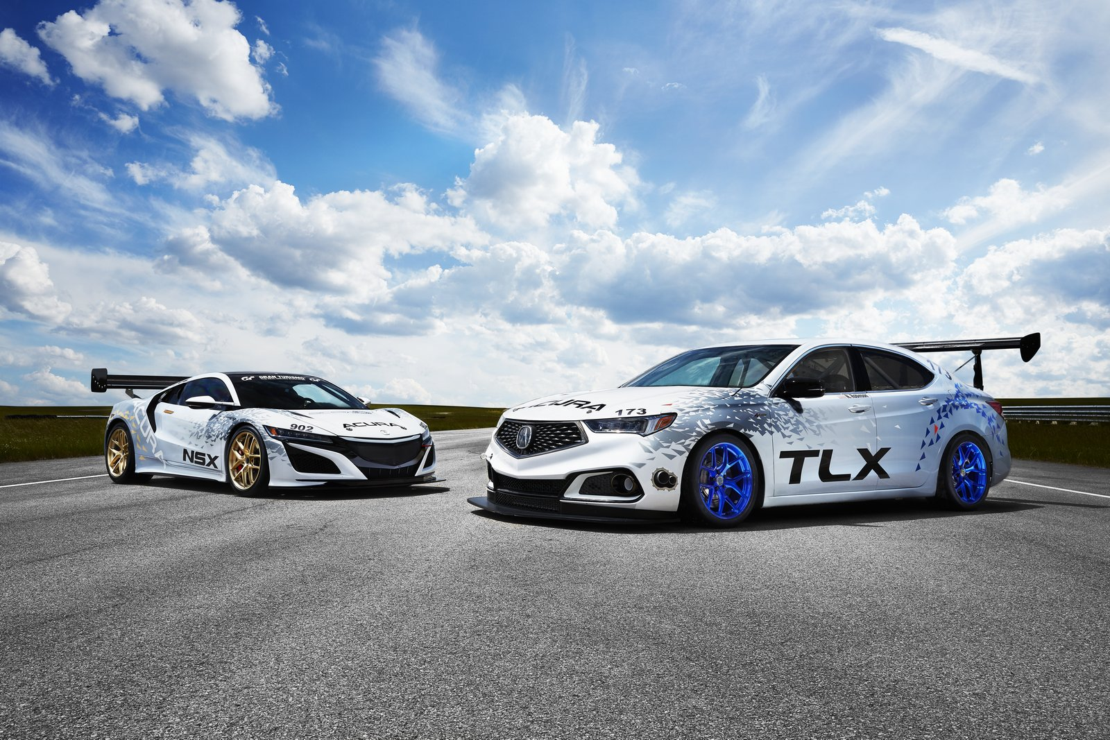 Acura Tlx Interior >> Acura NSX And TLX A-Spec To Race At Pikes Peak | Carscoops
