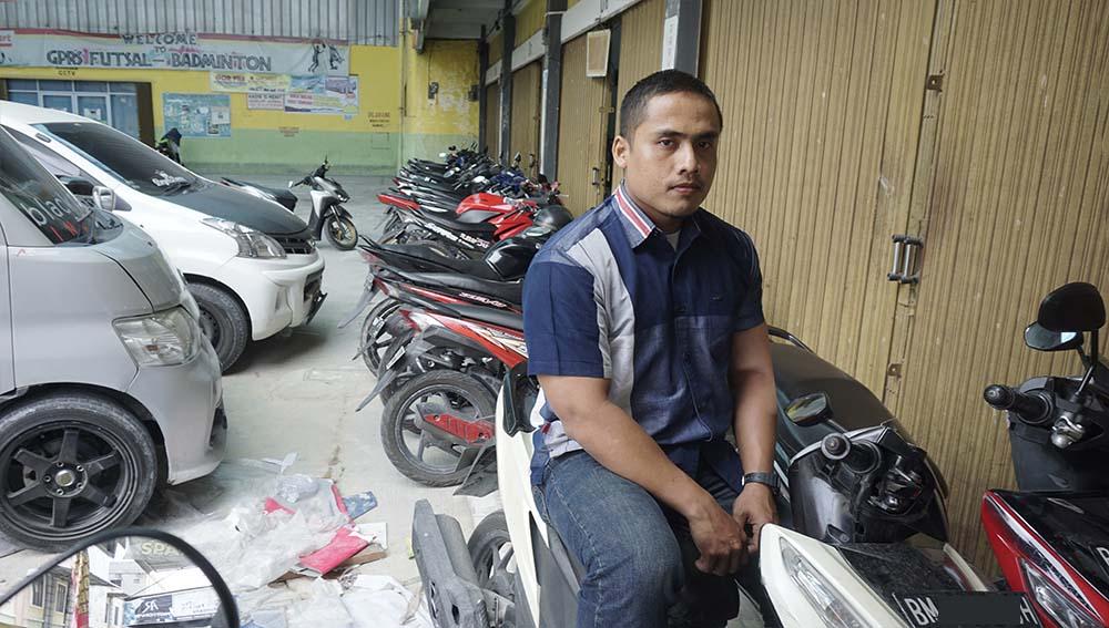 """Kejadian di Pekanbaru, Dikejar """"Perampok"""" yang Salah Target mirwan choky"""