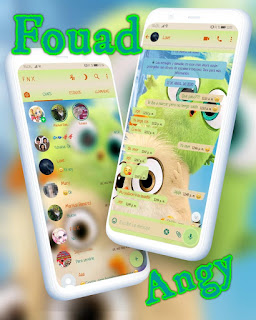 Angry Birds Theme For YOWhatsApp & Fouad WhatsApp By Ave fénix