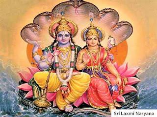 Shree Laxmi Narayana Image