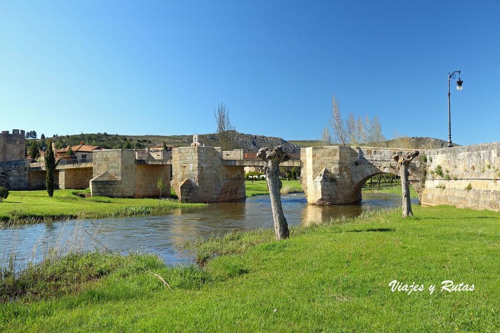 Puente Matilla de El Burgo de Osma