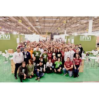 Mercato FIVI a Piacenza