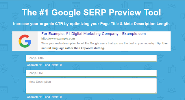 google serp seo  (search engine result page) tool and trick.