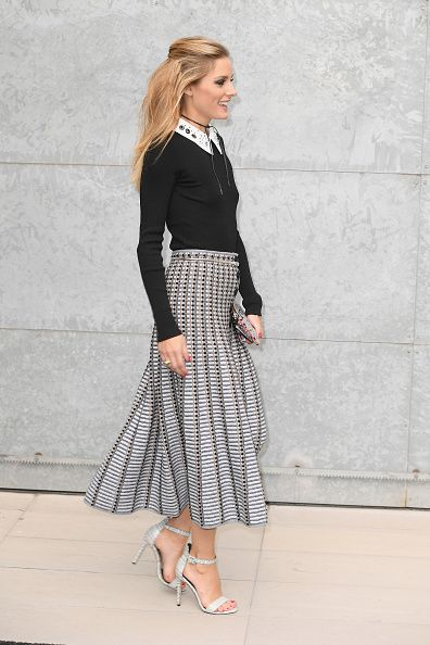 The Olivia Palermo Lookbook Olivia Palermo At Milan Fashion Week I