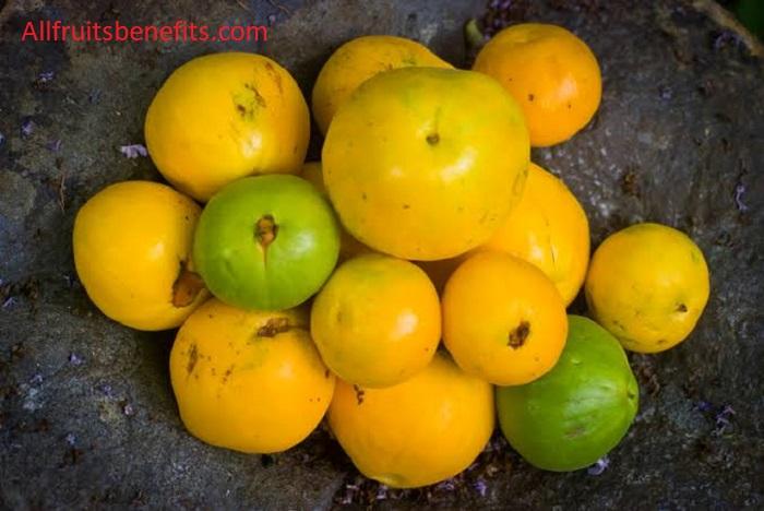 health Benefits of araza fruit