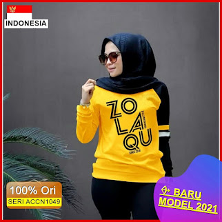 ACCN1049 SWEATER MA ZOLAQU LD 104P 60 BARU 2021