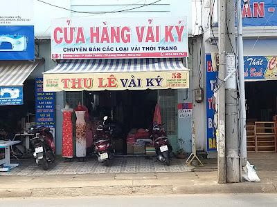 Shop Vải Ký Long Khánh Khai Trương Bán Vải Mùng 9 Đầu Năm 2021