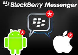 Download BBM for Android Gingerbread Beta