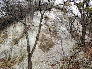 Святогірськ. Крейдяні гори
