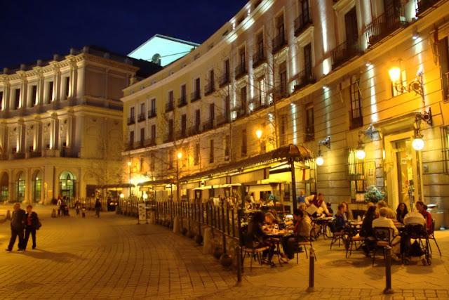 Restaurantes em Madri