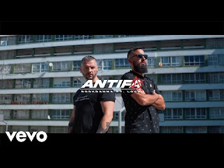 LETRA Antifa Locus & Rock Danna