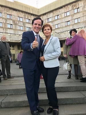 Olga Ratnichenko inCruises