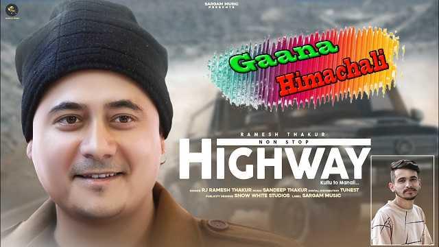 Highway Song mp3 Download - Ramesh RJ Thakur