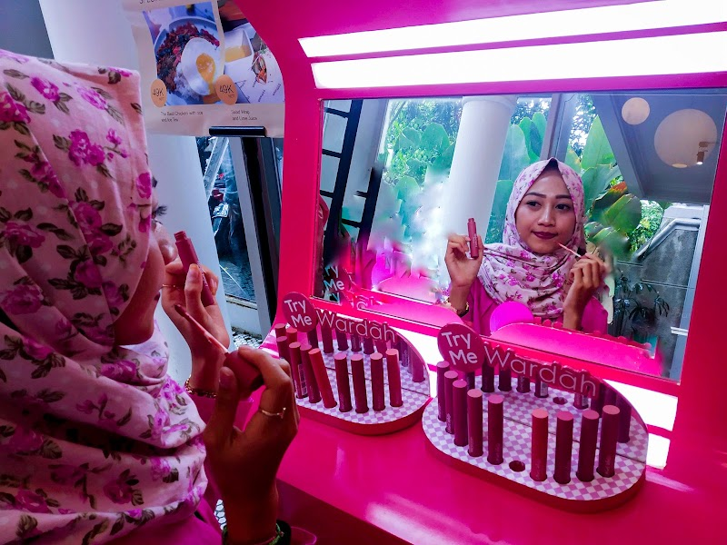 [EVENT REPORT+REVIEW] WARDAH BEAUTY TALKSHOW HOW TO BE AN INFLUENCER (BANDUNG)