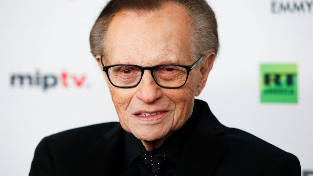 COVID-19: Former CNN presenter, Larry King in intensive care