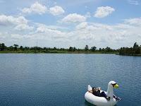 Wisata Danau Seran Banjarbaru, Kalimantan Selatan