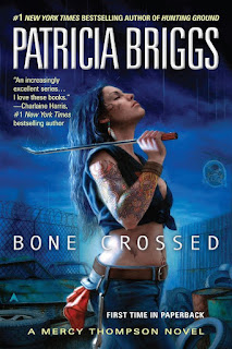 Bone crossed | Mercy Thompson #4 | Patricia Briggs