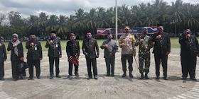 Peringati Hari Jadi Provinsi Jatim, Pemkab Jember Gelar Upacara