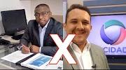 Advogado tenta intimidar blogueiro e apresentador de TV em São Luis Gonzaga.