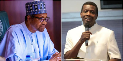 'It Is Either You Restructure Nigeria Or Risk Break-Up' - Pastor Adeboye Warns FG
