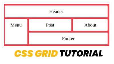 What is CSS Grid? (Easy Explanation) | A full guide on CSS Grid!, code with random