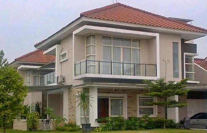 Model Depan Rumah Type 45