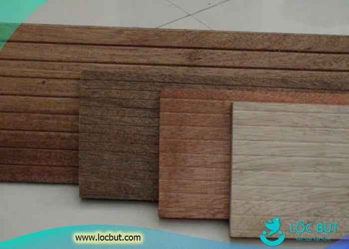 Nên chọn loại gỗ nào dùng cho nhà yến.