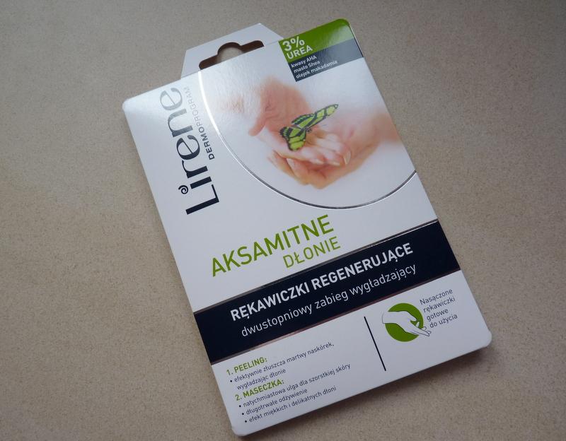 serum Aksamitne dłonie