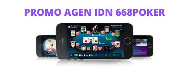 Promo Bonus Deposit IDN 668Poker