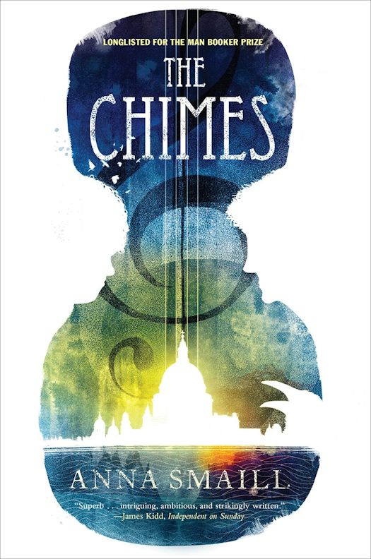 Interview with Anna Smaill, author of The Chimes