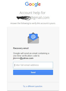 Gmail Sign in Problems