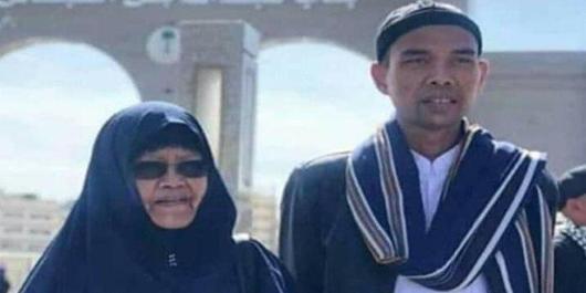 Ibunda UAS Meninggal Dunia, Ini Cerita Ustaz Abdul Somad Tentang Sosok Ibundanya HJ Rohana