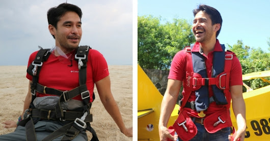 "More Thrilling Adventures Continue in Crowd-sourced Travel Show ""Adventure Your Way"" with Host Atom Araullo on AXN"