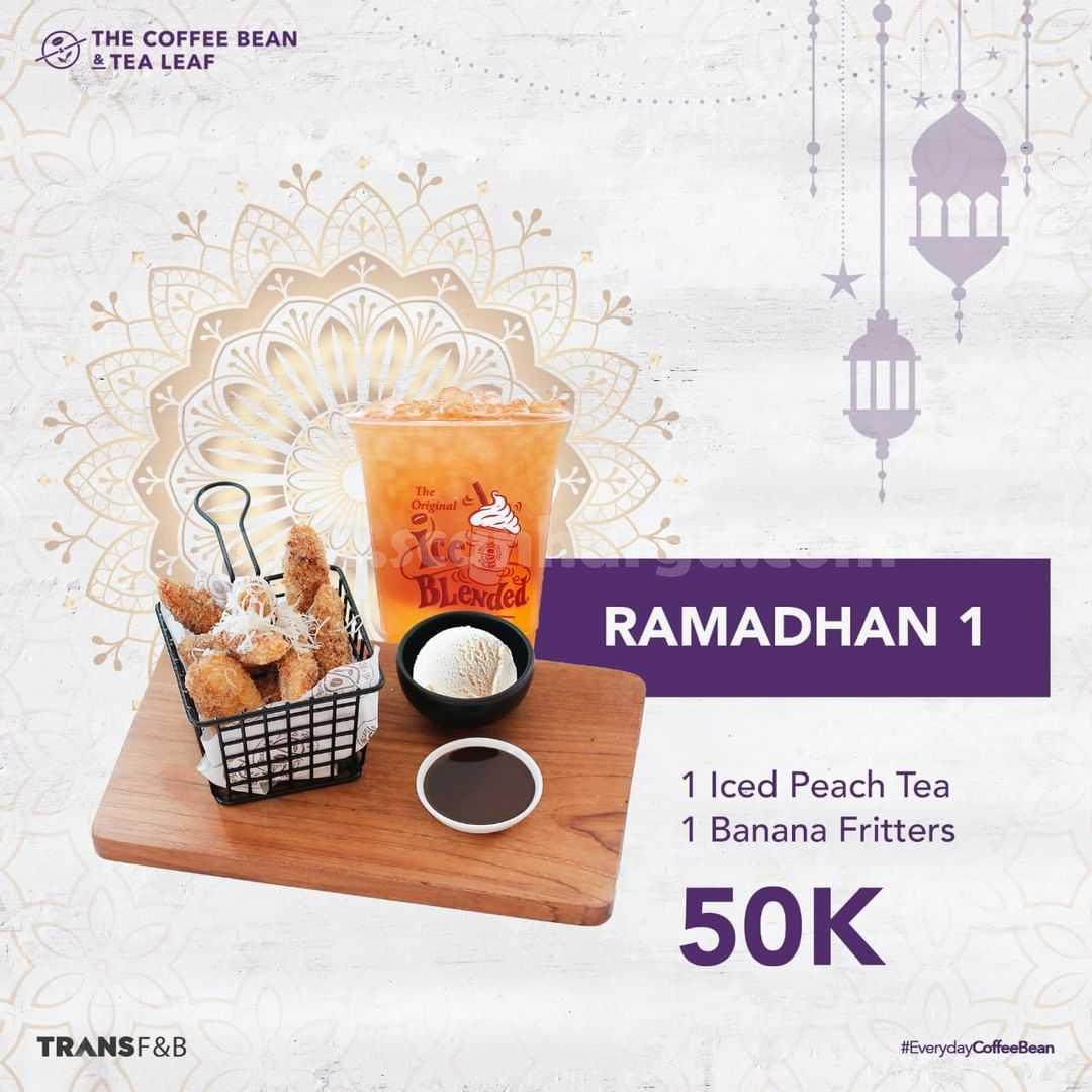 Promo The Coffee Bean Paket Ramadhan Series