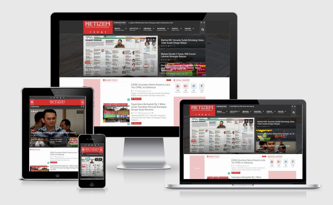 Cara Memilih Tipe Web Blog Yang Cocok Untuk Usaha